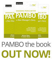 Get your copy of PAMBO the book NOW!