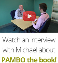 Watch an interview with Michael!